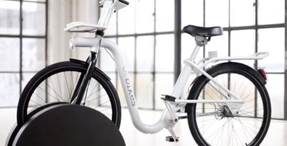 Vélos intelligents à Copenhague