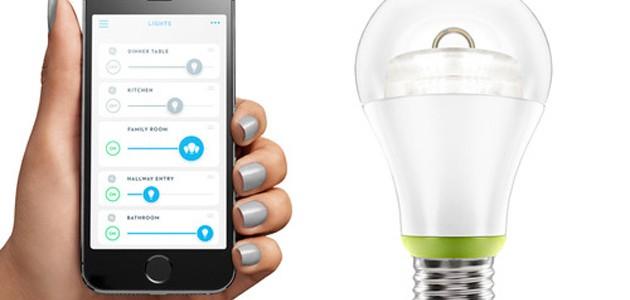 Eclairage : Smartlights ou les lampes connectées